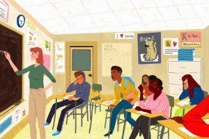 NPR classroom